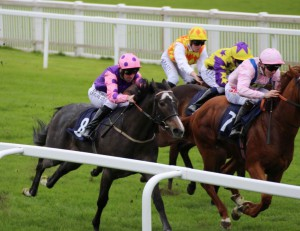 Angel Of The South (nearside) second at Windsor