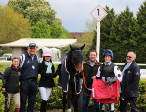 Badenscoth and winning connections