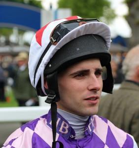 Winning rider, Jack Duern