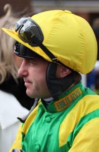 Robert Winston - rides Stake Acclaim at Haydock