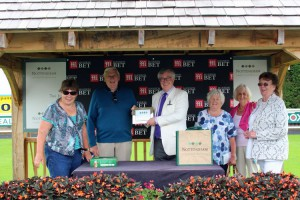 Classic Charm Owners on the Winner's Podium (web site)