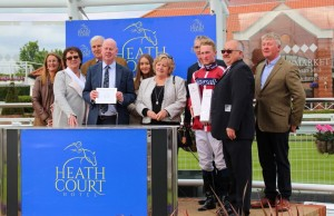 Dancinginthewoods Owners at Newmarket