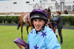 Luke Bacon - rides Classic Star at Chelmsford