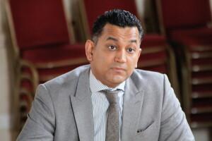Gagan Mohindra, MP