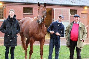 Tamayuz x Pin Cushion with prospective owners