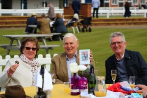 Kay, Peter & Des post winning celebrations 24 April 2021