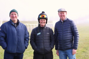 Steve Surridge, Amy Murphy & Simon Double