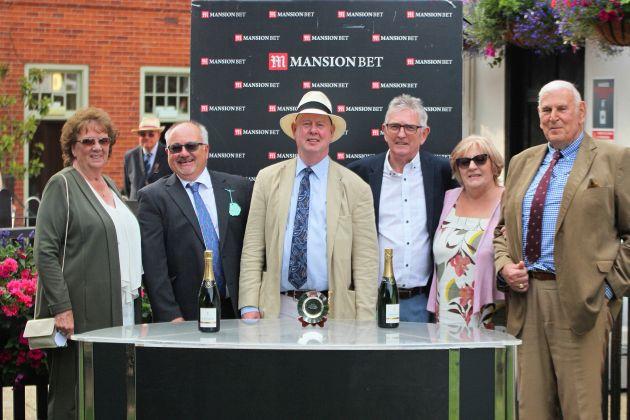 Woody Winning Owners @ Newmarket 24 July 2021 (Winners)